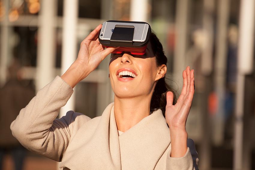 VR macht Spass