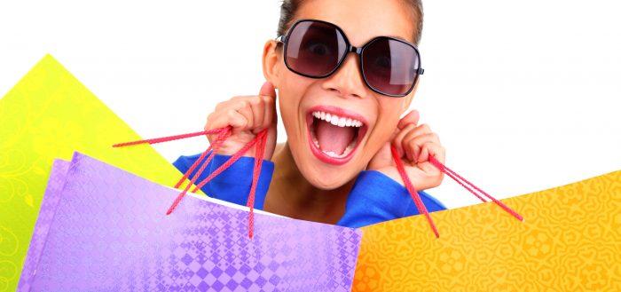 Shop till you drop: Einkaufstschen