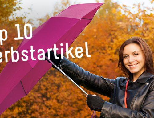 Top10: Die besten Werbeideen für den Herbst